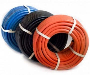 Рукава резиновые для газовой сварки (ацетилен/пропан) ф 9мм / 1м