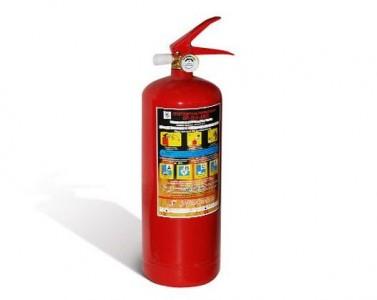Порошковый огнетушитель ОП-2