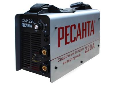 Сварочный инвертор Ресанта САИ-220 (ММА)