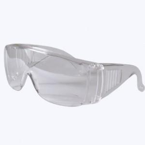Очки открытые прозрачные