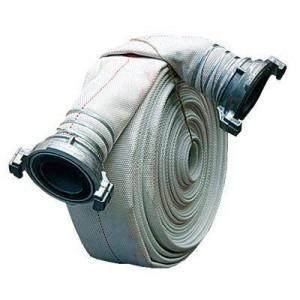 Рукав с внутренней гидроизоляционной камерой из ТПУ «Премиум» 65 мм с гайками ГР-65 (20м)