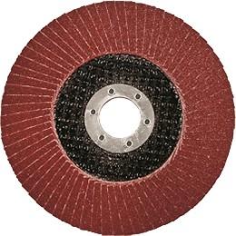 Круг лепестковый торцевой КЛТ1 125*22 зерно P-80